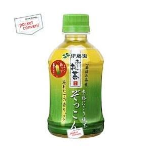 伊藤園 お〜いお茶 ぞっこん 280mlペットボトル 24本入(おーいお茶 緑茶) (茶師がぞっこん惚れたお茶)