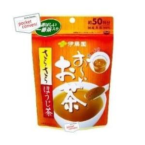 伊藤園 お〜いお茶 さらさらほうじ茶 40g×6袋入 ( おーいお茶 焙じ茶 パウダー 約50杯分)