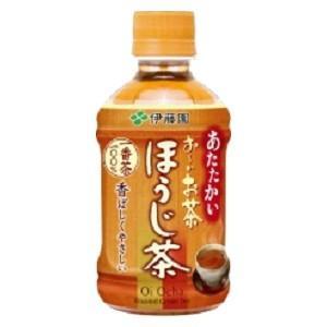 伊藤園『HOT用』 ホット用 お〜いお茶 ほうじ茶 275mlペットボトル 24本入 (おーいお茶 焙じ茶)