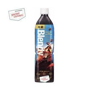 AGF ブレンディ ボトルコーヒー 微糖 900mlPET 12本入(Blendy) pocket-cvs