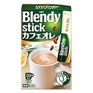 AGF ブレンディ スティック カフェオレ 12g×10本×6箱入(Blendy スティックコーヒー) pocket-cvs