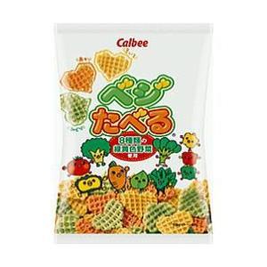 カルビー 18gベジたべる 24袋入 (ミニサイズ)(スナック菓子)|pocket-cvs