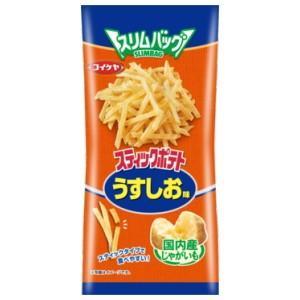 湖池屋コイケヤ スリムバッグ スティックポテト うすしお味 40g×6袋入 pocket-cvs