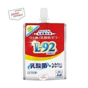 カルピス 守る働く乳酸菌ゼリー L-92 180gパウチ 30本入 pocket-cvs
