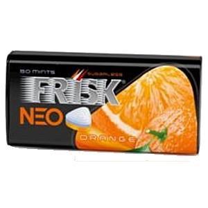 クラシエ フリスクネオ オレンジ 28.5g(50粒)×9個入 (FRISK)|pocket-cvs