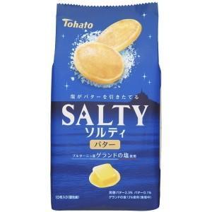 東ハト 10枚ソルティ バター 12袋入|pocket-cvs