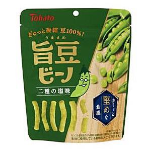 東ハト 45g旨豆ビーノ 二種の塩味 12袋入|pocket-cvs