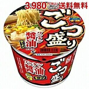 東洋水産 ごつ盛りワンタン醤油ラーメン133g 12食入|pocket-cvs
