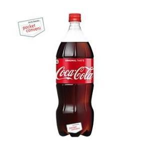 コカコーラ コカコーラ 1.5LPET 8本入 (炭酸飲料)|pocket-cvs