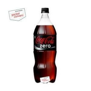 コカコーラ コカコーラ ゼロ シュガー 1.5LPET 8本入 (炭酸飲料 ZERO)|pocket-cvs