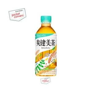 コカコーラ 爽健美茶 300mlペットボトル 24本入|pocket-cvs