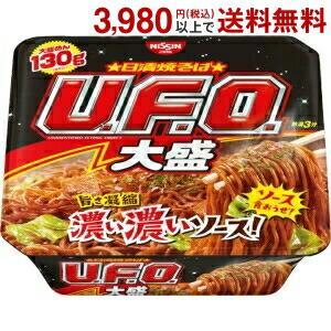 日清 167g日清焼そばUFO 大盛 12食入 (ユーフォー) (インスタント食品)|pocket-cvs
