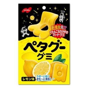 ノーベル ペタグーグミレモン 50g×6袋入|pocket-cvs