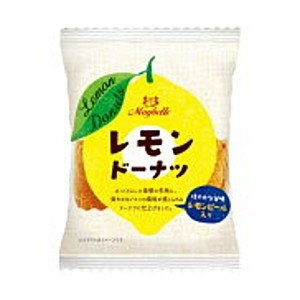 丸中製菓Maybelle 1個レモンドーナツ 8個入|pocket-cvs