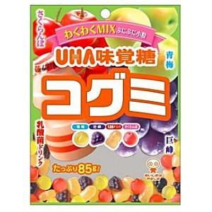 味覚糖 85gコグミ わくわくMIX 10入 (グミ)