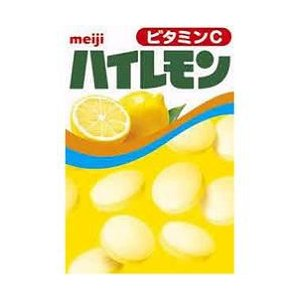 明治 18粒ハイレモン 10箱入 (タブレット菓子)|pocket-cvs