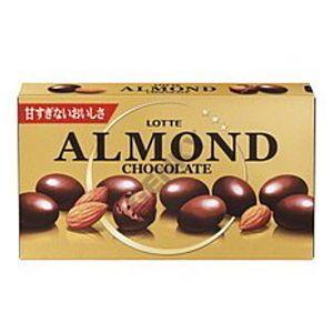 ロッテ アーモンドチョコレート 86g×10箱入