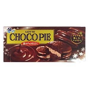 ロッテ 6個冬のチョコパイ 5箱入