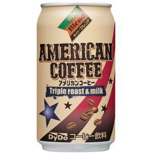 ダイドーブレンド アメリカンコーヒー 350ml缶 24本入|pocket-cvs