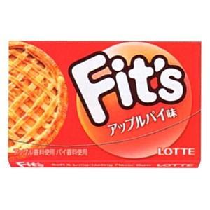 ロッテ 12枚Fit's(フィッツ) アップルパイ 10入