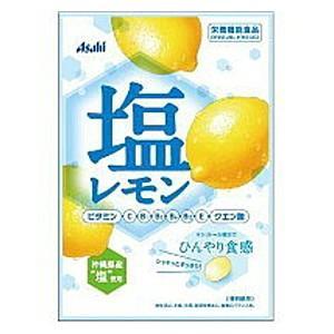 アサヒフード 81g塩レモンキャンディ 6袋入|pocket-cvs