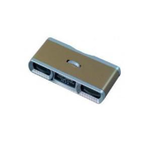 スクエアータイプのオペラグラス!ピント調整機能付です。ゴールドとブルーの2色があります。 製造国:中...