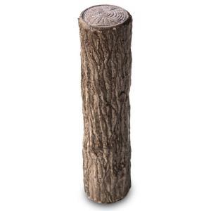 コンクリート擬木 擬木 おしゃれ コンクリートブロック 単独300 20個セット pocketcompany
