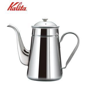 コーヒーポット 細口 コーヒーケトル ドリップポット カリタ 1.6L|pocketcompany|02
