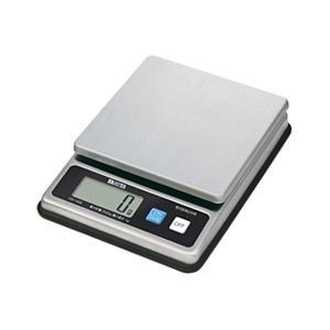 最大2kgまで計量可能なデジタルスケールです。さっと洗えるオールステンレスボディで、まるごと洗浄可能...