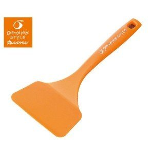 キッチン用品 ターナー ミニターナー オレンジ 卵焼き用ミニターナー pocketcompany