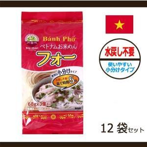 ベトナムフォー インスタント ケース販売 お米のラーメン 36食セット|pocketcompany