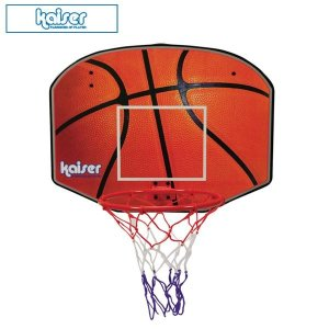 簡単に取り付けられる金具付きのバスケットゴールです。庭や公園などいろいろな場所でバスケットができます...