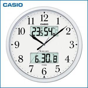 CASIO カシオ 壁掛け時計 生活環境お知らせ ITM-6...