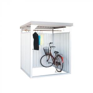 屋外収納、自転車置き場、喫煙所などさまざまな用途で使用できます。 製造国:日本 素材・材質:屋根:化...