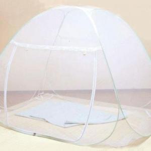 蚊帳 一人用 シングル 虫 蚊帳 ベッド 蚊帳 ベッド用 自立 一人