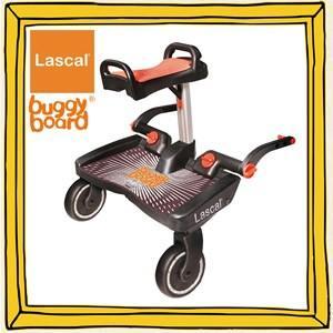 親子でお出かけするのは大変なものですが、バギーボードがあれば赤ちゃんはベビーカーに、上の子はボードの...