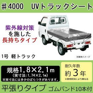紫外線対策を施した長持ちタイプのトラックシートです。CO2抑制剤を配合しており、従来の同メーカー製ブ...