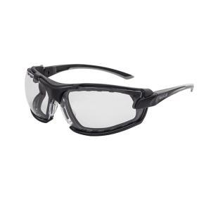 肌触りの良いスポンジ素材のガスケット付き保護メガネ。粉じん等から目を守ります。着脱可能なので、ガスケ...