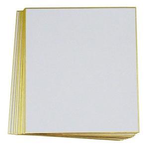 サイン用やお品書き等、さまざまにご利用いただける色紙です。 製造国:日本 素材・材質:奉書紙 商品サ...
