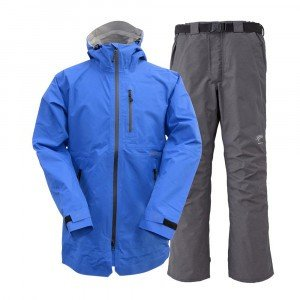 NITENGO アーバンレインスーツ ブルー 70 Mサイズ Y6215-M-70|pocketcompany