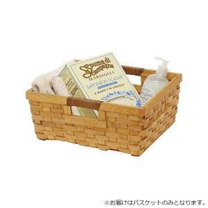 ナチュラルな雰囲気で使いやすいバスケットです。 製造国:中国 素材・材質:ウッド 商品サイズ:340...