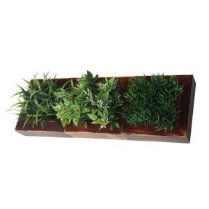 観葉植物 壁掛け 壁掛け観葉植物 壁掛け グリーン フェイクグリーン 壁掛け