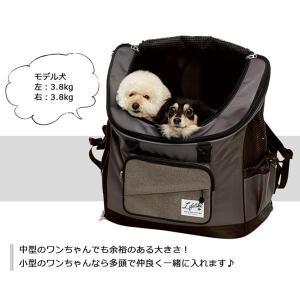 中型犬 キャリー リュック 中型犬 キャリーバッグ 小型犬 キャリーケース|pocketcompany|07