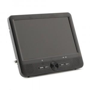 お家でAC・車でDC・屋外で充電池と3電源に対応しています。地デジ番組録画機能付きです。録画機能を使...