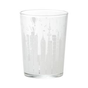 コーヒーや紅茶をいれると夜景やタ焼けの街並が現れます! 生産国:日本 素材・材質:ガラス 商品サイズ...