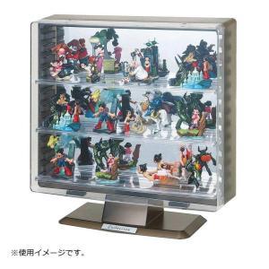 ミニカー 収納 棚 ミニカーケース フィギュアケース棚 卓上コレクションケース|pocketcompany