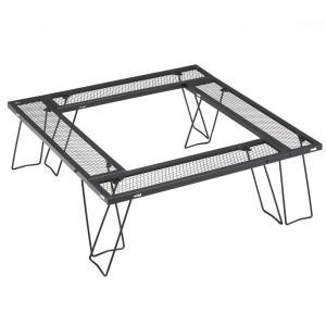 焚き火テーブル 焚火テーブル 焚き火 テーブル キャンプテーブル|pocketcompany