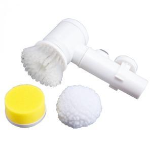 電動ブラシ 掃除用 風呂 掃除道具 コードレス電動ブラシ 洗面台 掃除 ブラシ pocketcompany