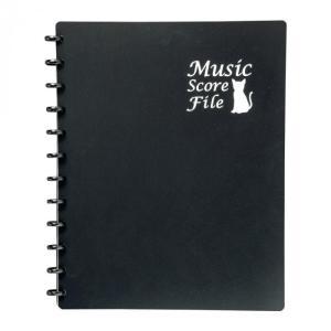 楽譜ファイル 書き込み 増やせる 楽譜入れファイル ピアノ 書き込み A4
