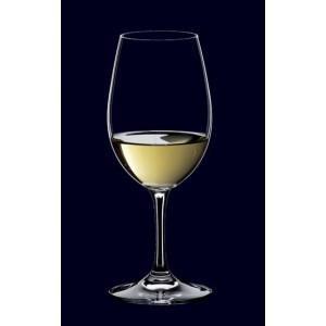 リーデル ワイングラス ペア オヴァチュア 白ワイン 280cc 2脚セット